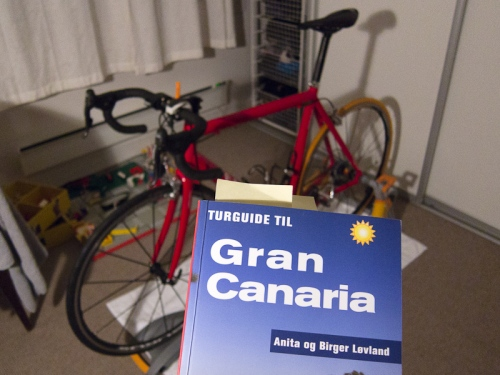 Rulle: Gran Canaria